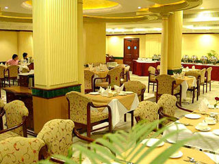 Ideal Tower Hotel Varanasi Restaurant