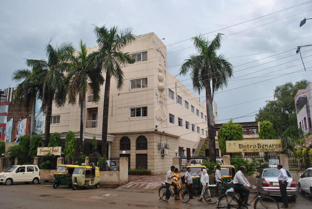 Deepak Palace Hotel Varanasi Rooms Rates Photos